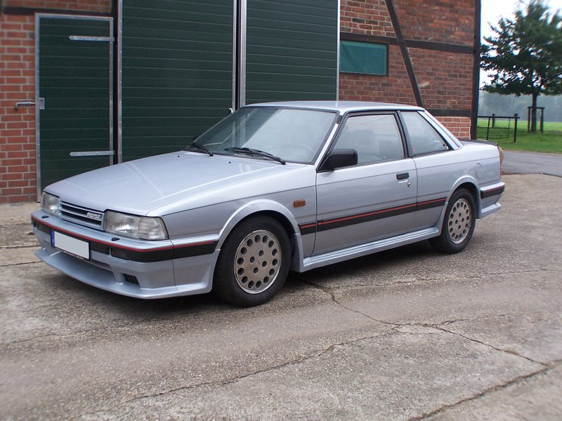 1987 mazda 626 2.0i gt 4ws related infomation,specifications